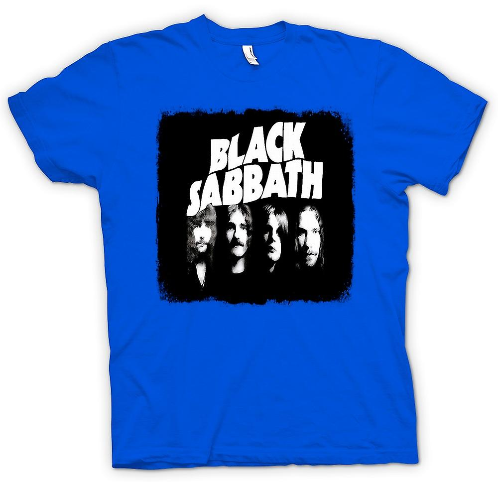 Heren T-shirt-Sabbat - Band - Heavy Metal
