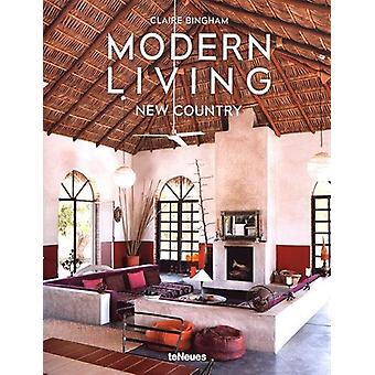 Modern Living - New Country - No. 4 by Claire Bingham - 9783832734961 B