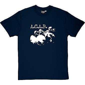 A.C.A.B. Herren T-Shirt