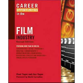 Karriärmöjligheter inom filmindustrin (2nd edition) av Fred Yager