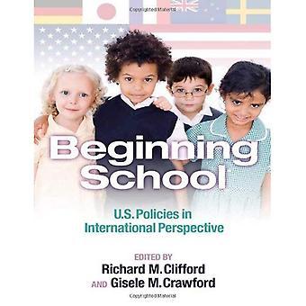 Début école: Politiques des États-Unis in International Perspective (éducation préscolaire)