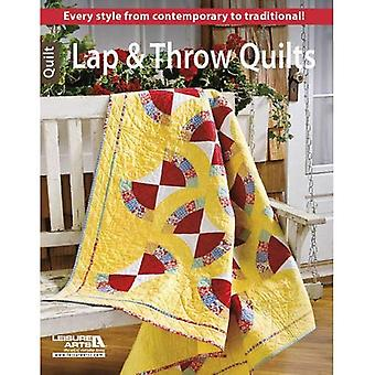 Lap & Throw Quilts (Drg/Annies Publishing)