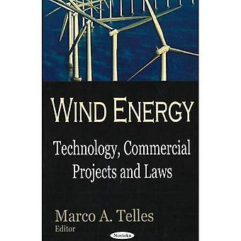 Windenergie: Technologie, kommerzielle Projekte und Gesetze