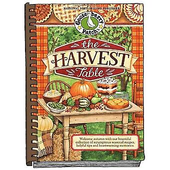 The Harvest Table: Welcome Autumn with Our Bountiful Collection of Scrumptious Seasonal Recipes, Helpful Tips and Heartwarming Memories (Seasonal Cookbook Collection)