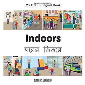 My First Bilingual Book - Indoors - Bengali-English