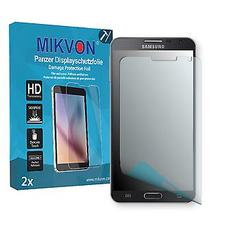 Samsung N9002 Galaxy Note 3 Screen Protector - Mikvon Armor Screen Protector (Retail Package with accessories)