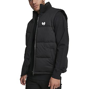 Wu-wear hip hop buffer vest black