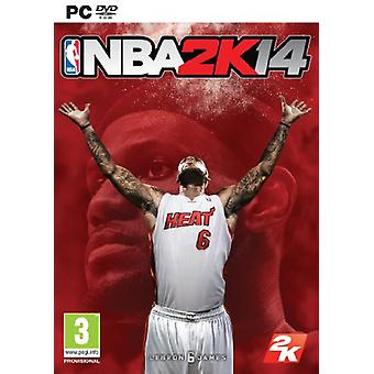 NBA 2K 14 (PC DVD)