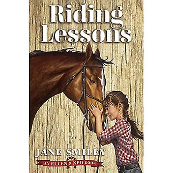 Riding Lessons (an Ellen &� Ned Book) (Ellen & Ned Book)