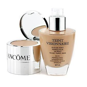 Lancome Teint Visionnaire Skin Perfecting Make Up Duo SPF 20 - # 02 Lys Rose - 30ml+2.8g