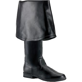 Pirate Boots Black