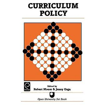 Curiculum Policy by Moore & Patrick
