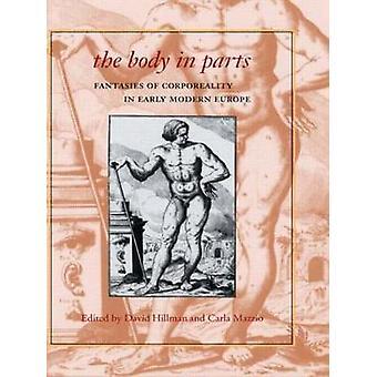 The Body in Parts by Mazzio & Carla