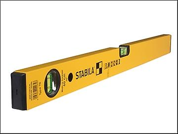 Stabila 70-40 Single Plumb Spirit Level 2 Vial 40cm