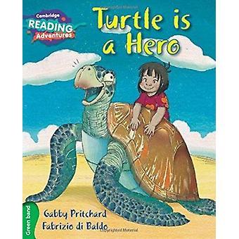 Żółw jest zespół zielony bohater przez Gabby Pritchard - Fabrizio Di Baldo-