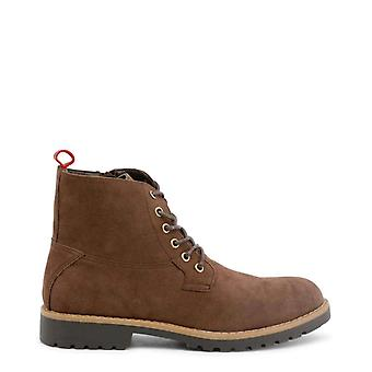 Duca Di Morrone Anderson Men Brown Ankle boots -- ANDE917936