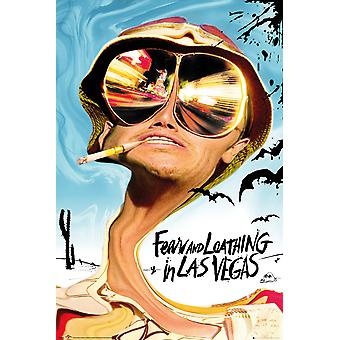Fear and Loathing in Las Vegas Key Art Maxi Poster 61x91.5cm