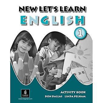 Nya let ' s Learn engelska aktivitets bok: BK. 1: svara bok BK. 1