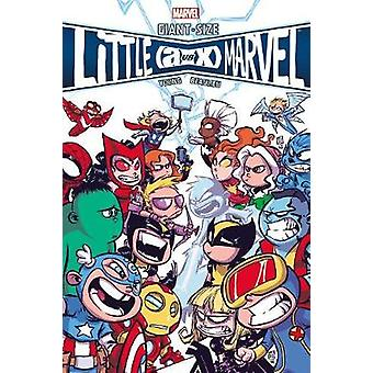 Giant-Size Little Marvel - Avx by Skottie Young - 9780785195795 Book