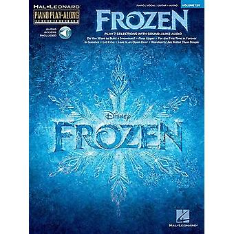 Piano Play-Along - Frozen - Volume 128 by Hal Leonard Publishing Corpor