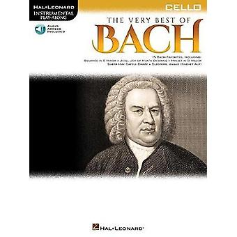 The Very Best of Bach - Instrumental Play-Along For Cello by The Very