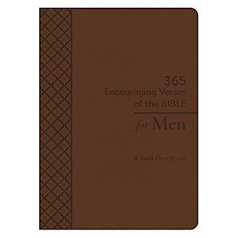 365 Encouraging Verses of the Bible for Men - A Daily Devotional by Co