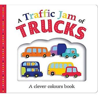 Picture Fit - A Traffic Jam of Trucks by Roger Priddy - 9781783413737