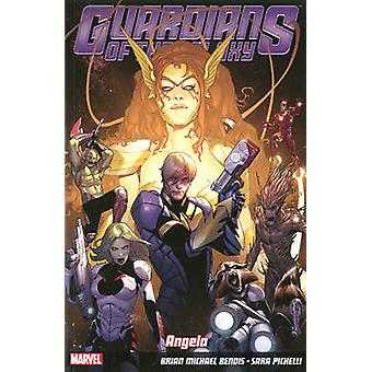 Guardians of the Galaxy - Volume 2 - Angela by Brian Michael Bendis - S