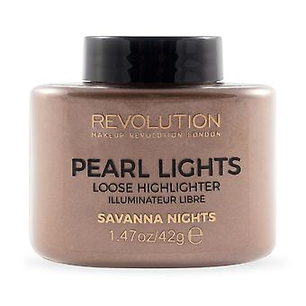 Makeup Revolution Pearl Lights Loose Highlighter-Savaa Nights