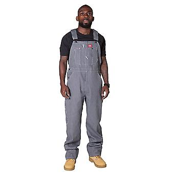 Dickies Hickory stribe denim overalls