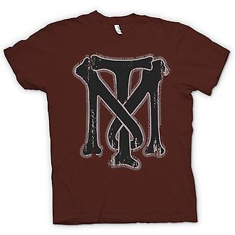 Kids t-shirt - iniciales de Tony Montana - Scarface inspirado