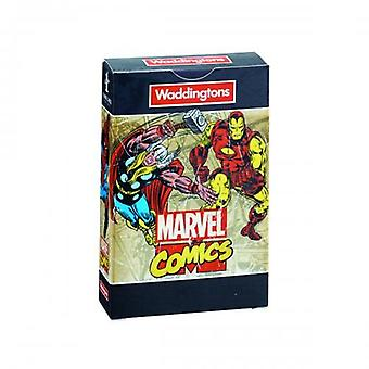 Marvel Comics speelkaarten