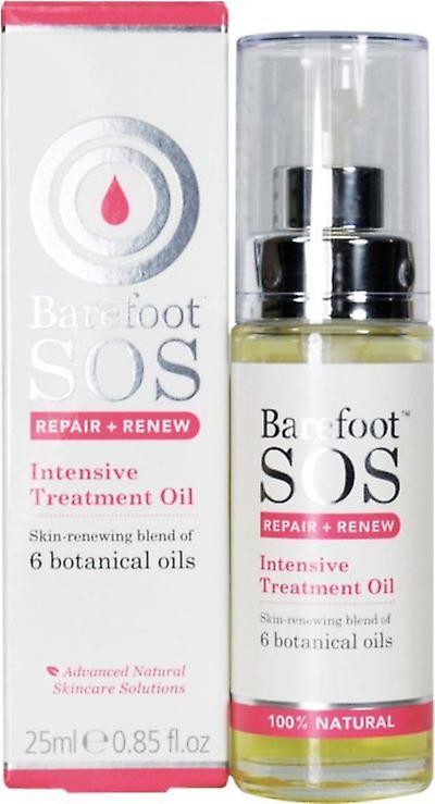 Barefoot SOS Repair & Renew Intensive Treatment Oil