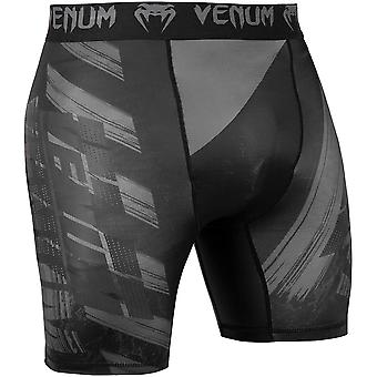 Venum AMRAP Compression Shorts - Black/Gray