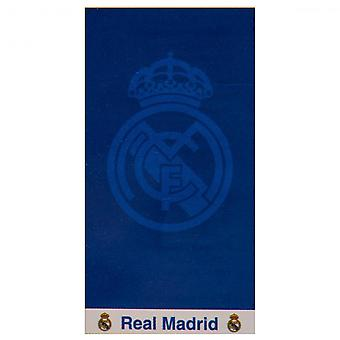 Real Madrid F.C. Jaquard Towel