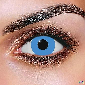 Chucky Blue Contact Lenses (Pair)