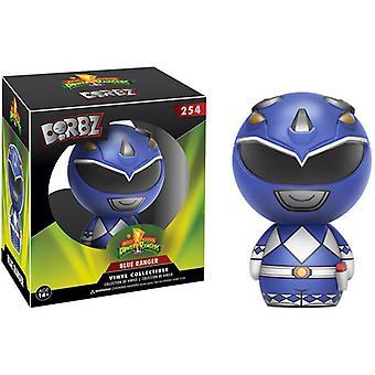 Power Rangers - blå Ranger USA import
