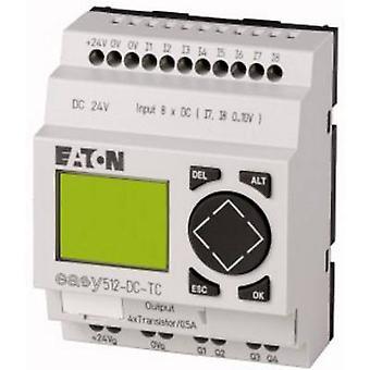 PLC controller Eaton easy 512-DC-TC 274111 24 Vdc