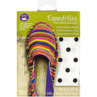 Espadrille Basic Outer Specialty Fabrics 16