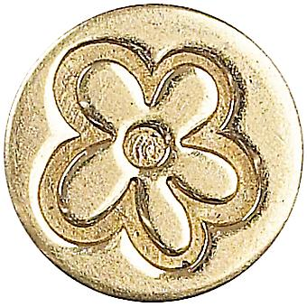 Decorative Seal Coin Flower 727Flo