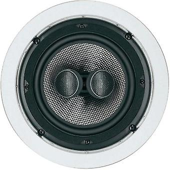 Flush mount speaker Magnat Interior IC 62 140 W White 1 pc(s)