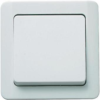 GAO Insert Toggle switch Nova (surface-mount) Whi