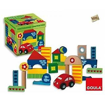 Goula Pack 26 Architectures (Toys , Preschool , Constructions)