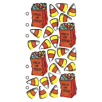 Sticko Stickers-Trick Or Treat SPHW02