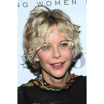 Meg Ryan At Arrivals For Serious Moonlight New York Premiere Cinema 2 New York Ny December 3 2009 Photo By Rob KimEverett Collection Photo Print