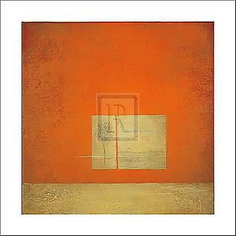 Composition III Poster Print by Frank Jensen (24 x 24)