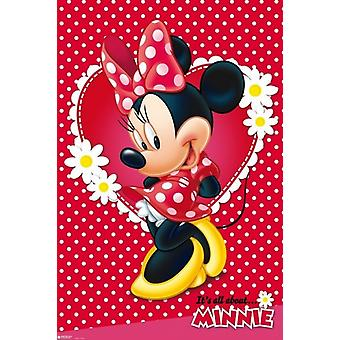 Minnie Mouse - Its All over Poster Poster afdrukken