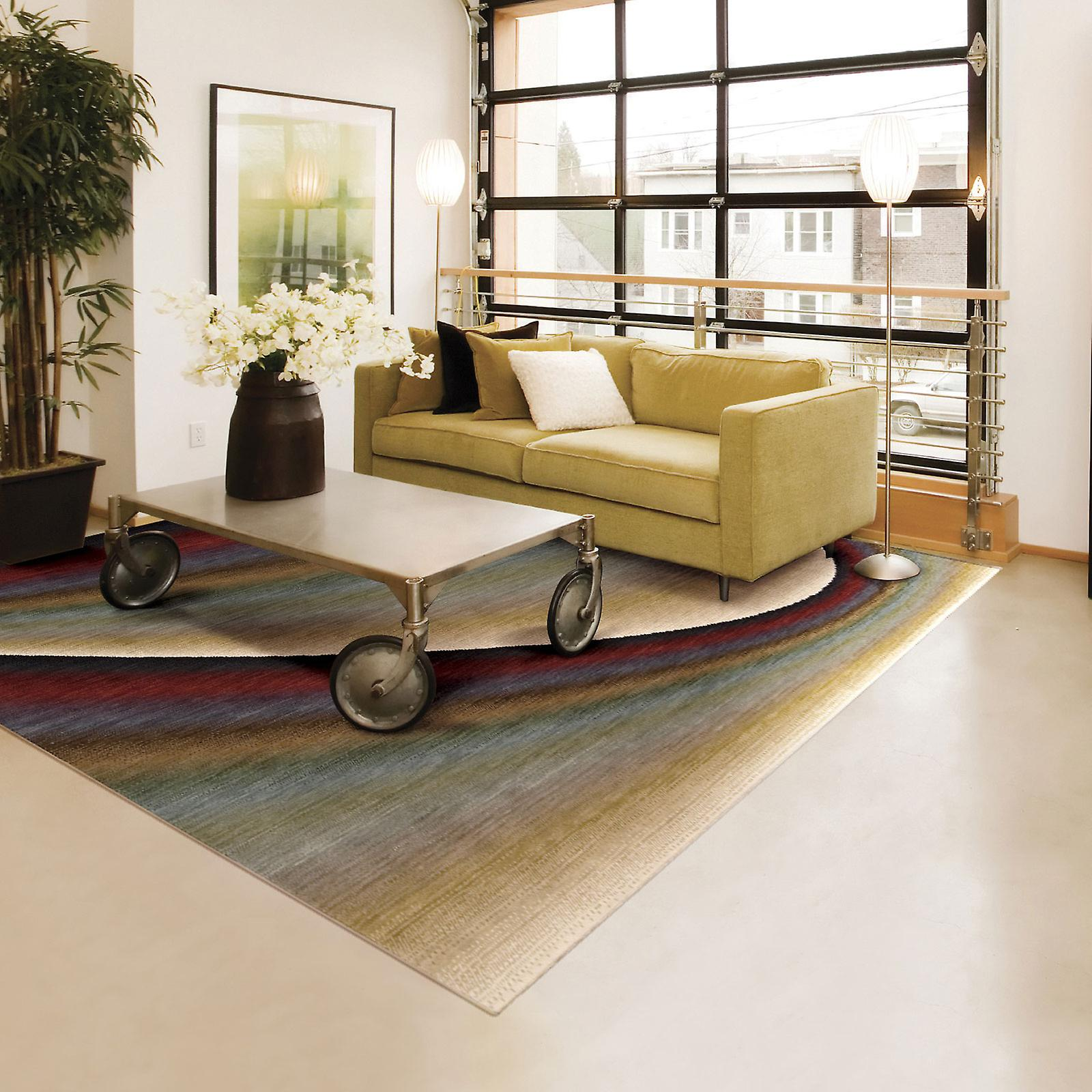 Radiant Arts Rugs Ra02 Rainbow