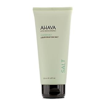 Ahava Deadsea Salt flytande Deadsea Salt 200ml / 6.8 oz
