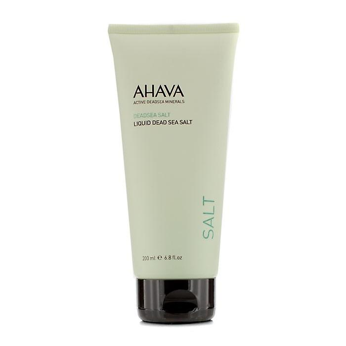 Ahava Deadsea Salt Liquid Deadsea Salt 200ml/6.8oz